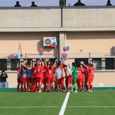 Cortefranca Vs Unterland Damen 1-0 [28-03-2021]