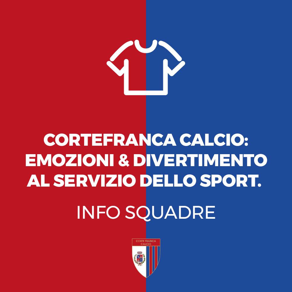 Contatti Cortefranca Calcio Femminile