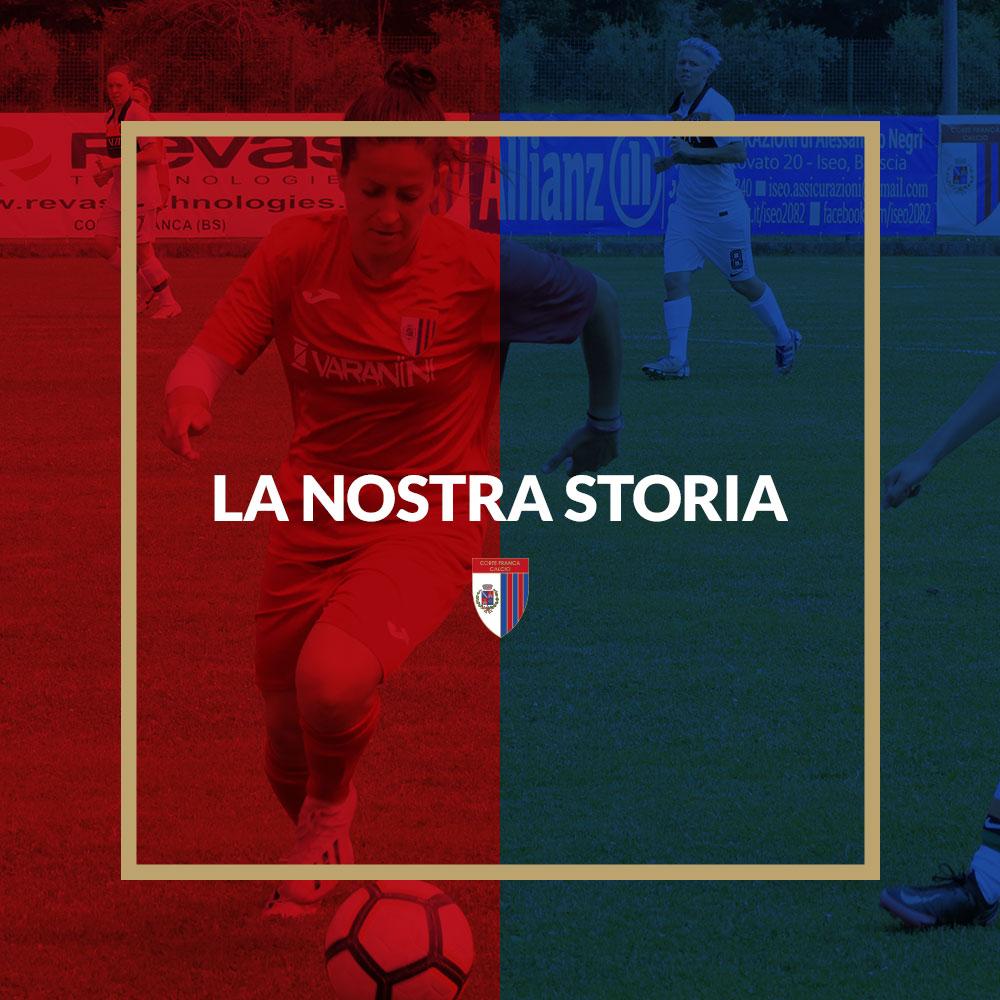 storia cortefranca calcio
