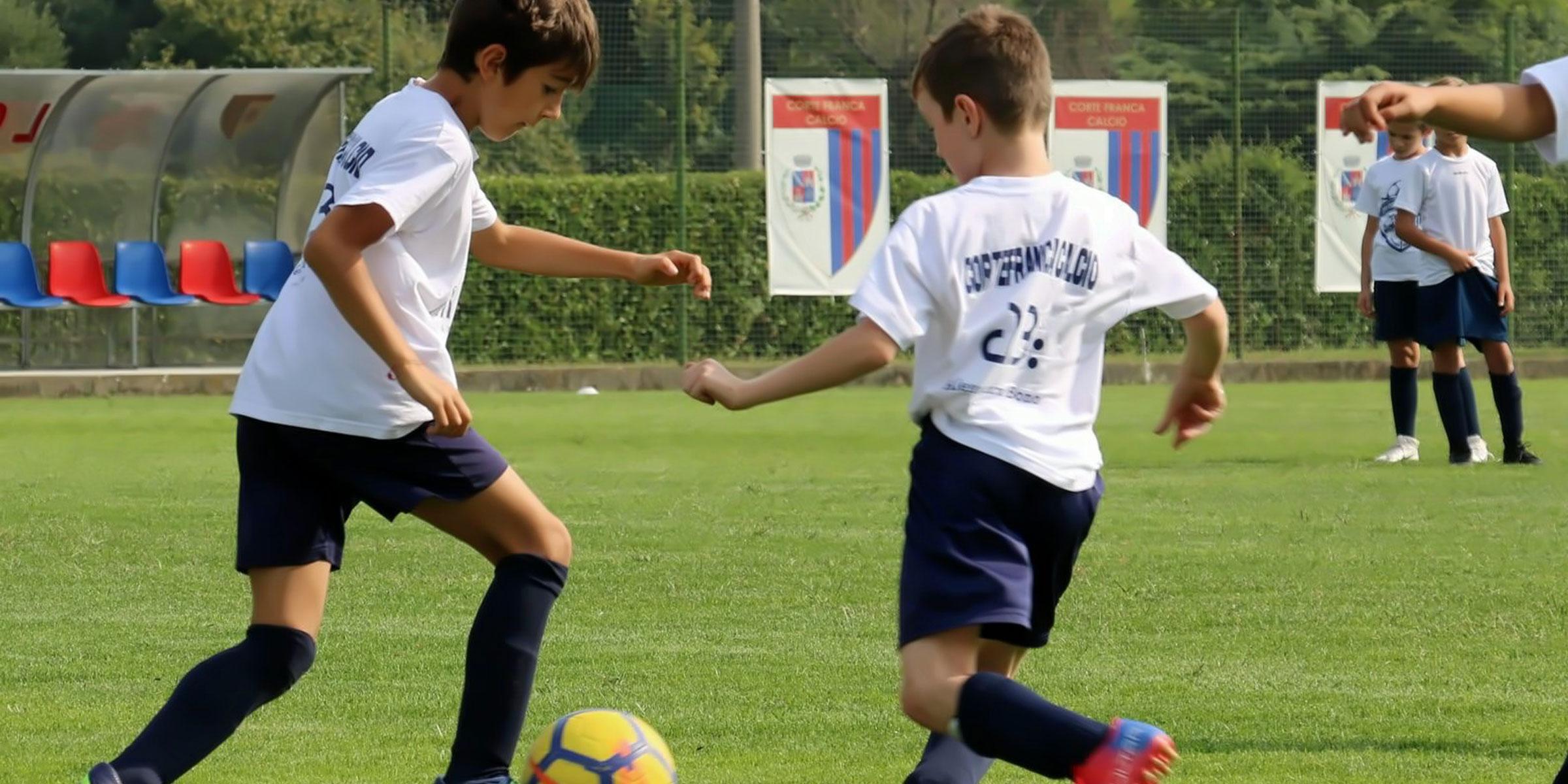settore giovanile cortefranca calcio